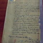 Testamentul lui Avram Iancu expus în localitatea natală a marelui erou naţional cu prilejul Târgului de Fete de pe Muntele Găina