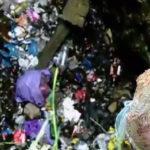Primăria din Budureasa amendată cu 100.000 lei pentru că a îngropat pe ascuns deșeurile aruncate de turiști în Parcul Natural Apuseni