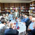 """La Complexul Muzeal """"Avram Iancu"""", Societatea """"Avram Iancu"""" şi ASTRA Câmpeni au făcut planuri pentru centenarul Marii Uniri"""