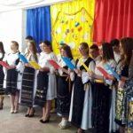Ziua Națională a României sărbătorită, în avans, de elevii și profesorii de la Liceul Tehnologic Silvic din Câmpeni