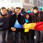 """Ziua Națională a României sărbătorită de elevii Școlii Gimnaziale """"Dr. Petru Șpan"""" din Lupșa"""