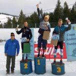 Timp de două zile pe pârtia de la Vârtop – Arieşeni a avut loc cea de V-a ediție a Cupei Andrei Țanțoș la schi. Vezi rezultatele