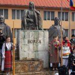 Martiriul lui Horea, Cloşca şi Crişan, comemorat la Albac, la 232 de ani de la execuția acestora la Alba Iulia