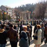 """Sute de persoane au luat parte la Câmpeni la """"Marșul pentru viață"""", desfășurat în ziua de Buna Vestire"""