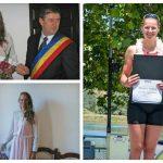 Teodora Mihaela Berindei din Câmpeni, declarată sportivul anului la canotaj într-o competiţie a universităţilor din vestul Statelor Unite ale Americii