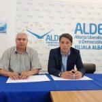 """Ion Marincaș, ALDE Alba: """"Candidatul susținut de noi la Horea are șanse reale să câștige alegerile locale anticipate"""""""