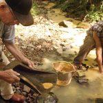 La Furduieşti, în hotarul comunei Roşia Montană, se va căuta după aur cu hurca și şaitrocul