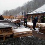 Aproape 70 de metri cubi de material lemnos au fost confiscaţi de poliţiştii din Cîmpeni, în urma unor controale efectuate la instalaţii de prelucrare a lemnului din Vârtănești