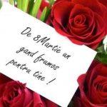 MESAJE de 8 MARTIE, Ziua Femeii. Felicitări, urări și SMS-uri pentru femeile din viața voastră | campeniinfo.ro