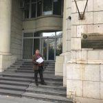 Primarul comunei Bistra a semnat la București finanțarea pentru proiectul de modernizare a Drumului Comunal 212