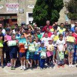 Vineri, 1 iunie 2018, de Ziua Internațională a Copilului la Câmpeni a avut loc un concurs de ciclism adresat celor mici