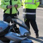 Bărbat de 41 de ani din Ocoliș surprins de polițiștii din Baia de Arieș în timp ce conducea o motocicletă fără a avea permis