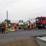 Patru persoane au decedat în urma unui tragic accident rutier petrecut pe DN 76, la ieșirea din Beiuș