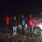 Intervenție a jandarmilor montani din Arieșeni, pentru găsirea a două persoane rătăcite în zona Piatra Grăitoare de pe muntele Bihor