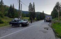 Copil de 10 ani rănit în urma unui accident rutier petrecut pe DN 75, la Arieșeni