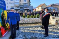 Slujbă religioasă și ceremonie de cinste a eroilor din Apuseni, organizate la Câmpeni de Ziua Națională a României